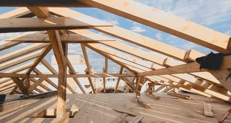 Realizácia drevených krov