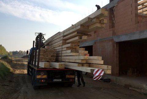 Stavba realizovaná spoločnosťou Halama Holding, s.r.o.