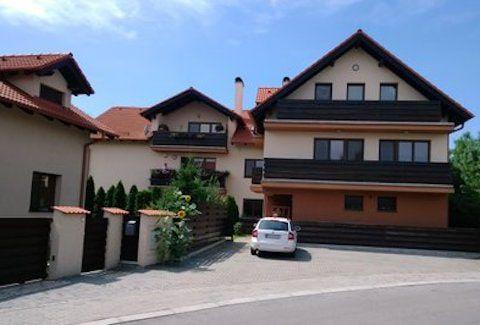 Rodinný dom realizovaný spoločnosťou Halama Holding, s.r.o.